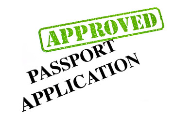 Passport Application APPROVED