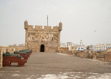 The fortress of Castelo Real of Mogador at Essaouira, Morocco