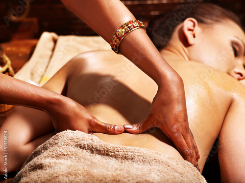Fototapeten,kurort,ayurveda,indien,treatment