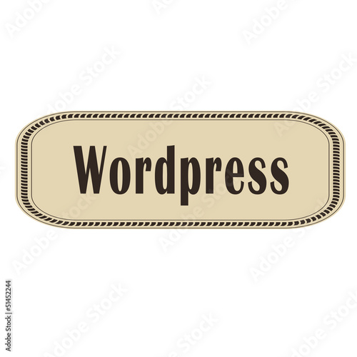 Wordpress bandeja