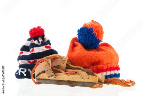 Dutch skates