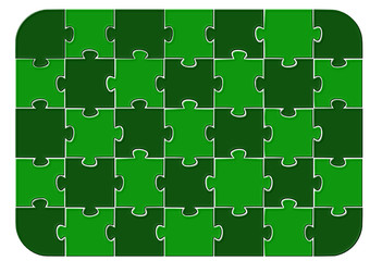 Yeşil Puzzle