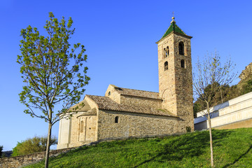 church of Sant Vicent de Malla
