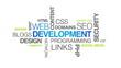 Web Development Illustration