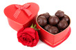 Chocolate Candies In Gift Box,...