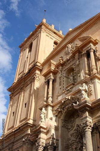 Elche, Spain - Saint Mary Basilica