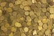 Pila de monedas, finanzas, dinero, capitalismo, la bolsa.