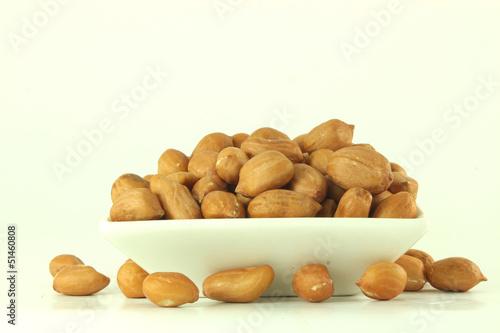 peanut row