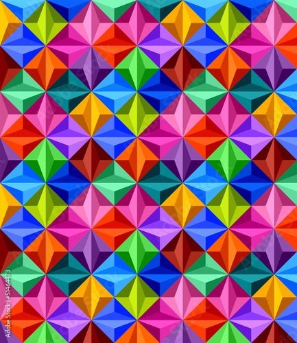 colorful geometric texture, background