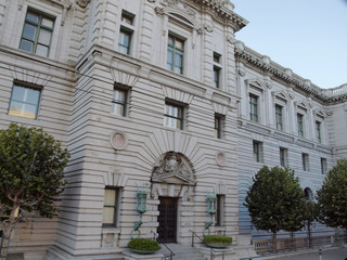 Entrance to United States Court of Appeals, Ninth Circuit