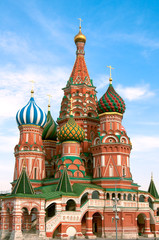Moscow Saint Basils Cathedral