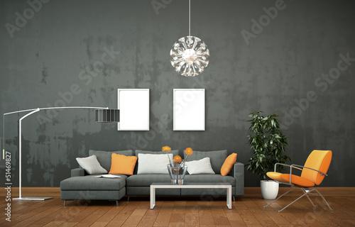 wohnzimmer modern grau ~ kreative deko-ideen und innenarchitektur - Wohnzimmer In Grau