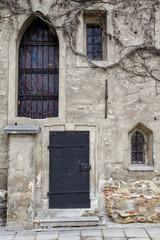 Seiteneingang - Ruprechtskirche, Wien