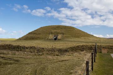 Maeshowe chambered cairn