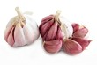 garlic as spicy vegetable and natural medicine