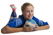 Handball Spielerin freigestellt