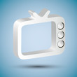 shiny tv icon