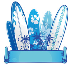 surfboard background 2