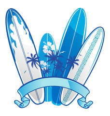 surfboard background