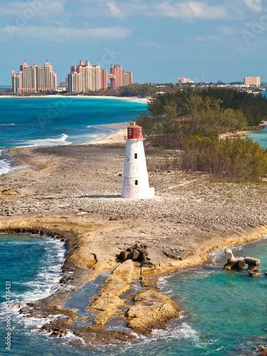 Fototapeten,trauminsel,bahamas,karg,caribbean sea