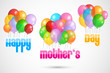 Colorful Happy Mother's Day