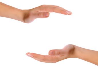 Between Hands