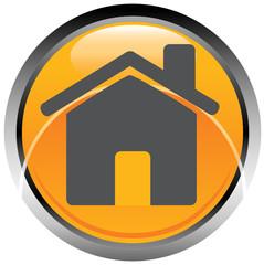 Logo icona casa