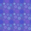 seamless abstract flowers pattern vector. you can change colors