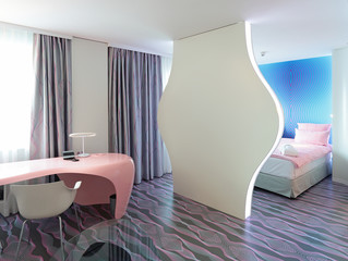 Hotelzimmer Suite Design