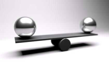 even metal balance