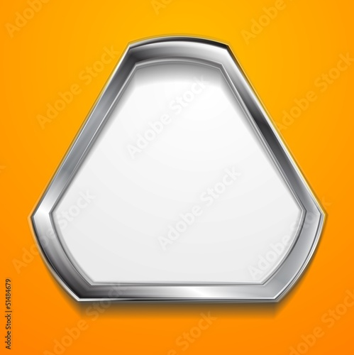 Bright abstract tech design