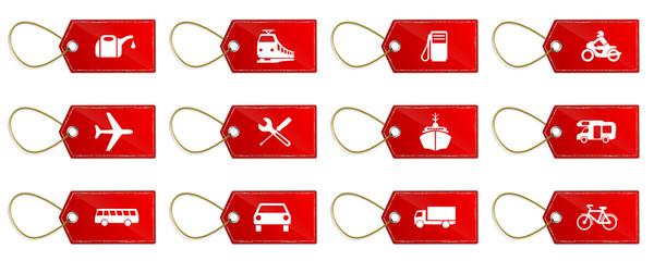 Schilder Verkehr