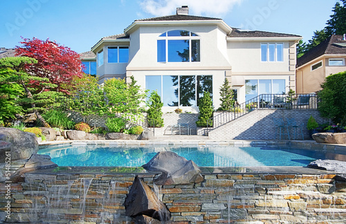 Luxury Home with Backyard Pool