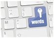 clavier words