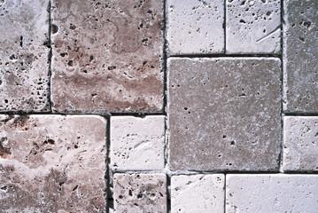 travertine tiles  texture