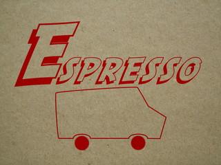 Cartone Espresso
