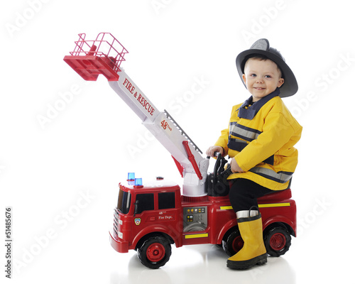 Tiny Fire Fighter