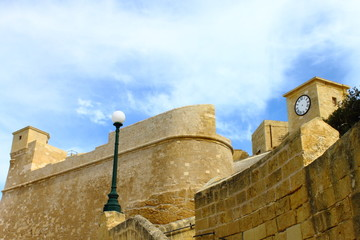 Mdina, the Silent City in Rabat, Malta
