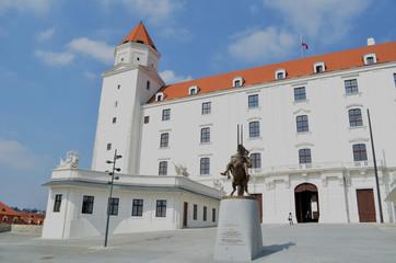 Castle of Bratislava - Slovakia