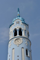 The Tower bell of Blue Church - Bratislava