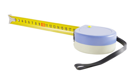 distance measurer on a white background