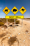 Australian Iconic Animal SIgn