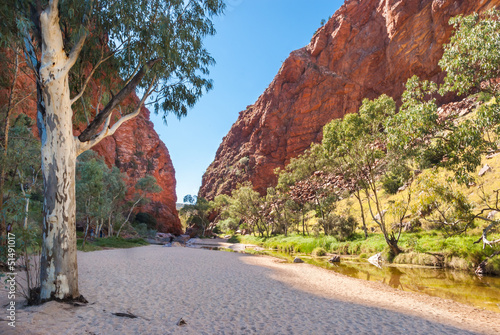 Simpsons Gap, MacDonnell Ranges, Australia