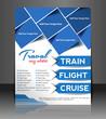traval Poster/flyer design