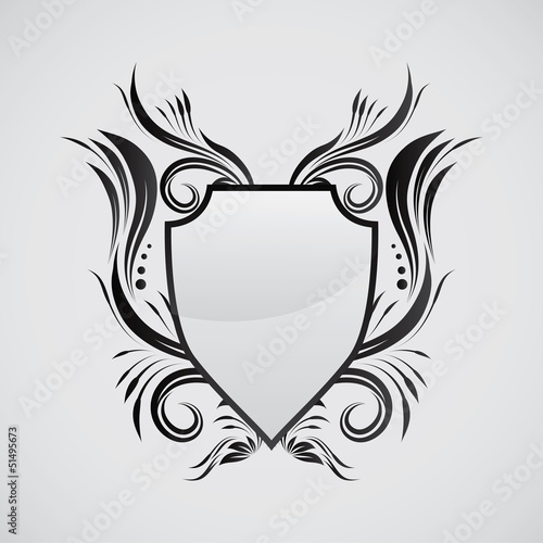 Shield Ornamental