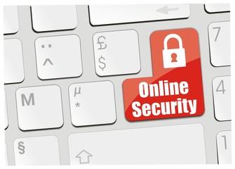 clavier online security