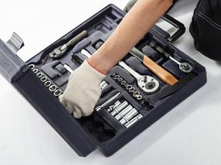 Many construction tools