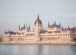 view of Parliament in Budapest