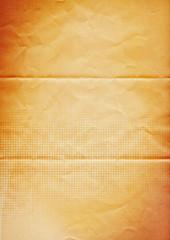 orange paper pattern