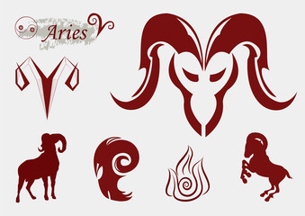 Aries - Vector Art